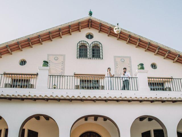 La boda de Alberto y Simi en Sant Vicenç De Montalt, Barcelona 42