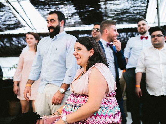 La boda de Fon y Julia en Vigo, Pontevedra 268