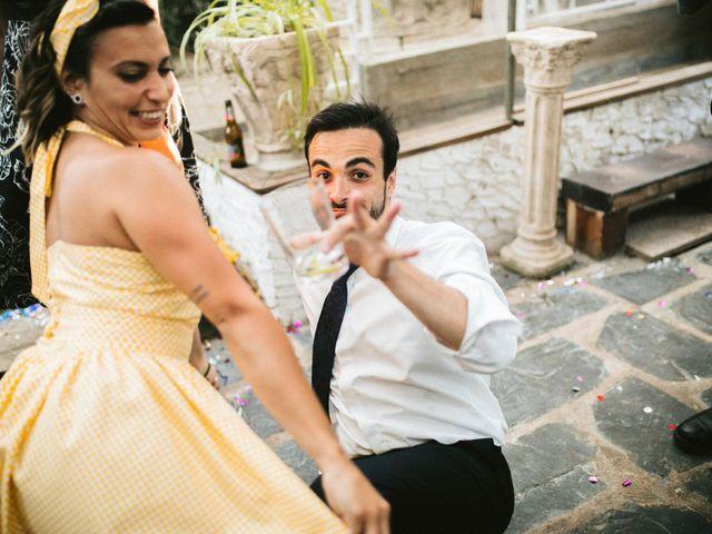 La boda de Fon y Julia en Vigo, Pontevedra 270