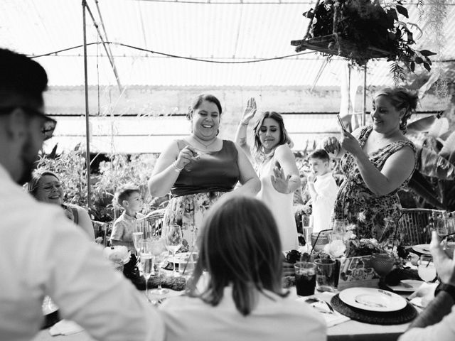 La boda de Fon y Julia en Vigo, Pontevedra 180