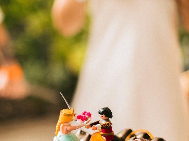 La boda de Fon y Julia en Vigo, Pontevedra 172