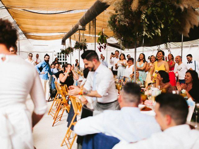 La boda de Fon y Julia en Vigo, Pontevedra 196