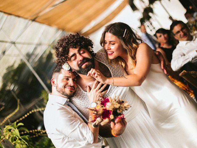 La boda de Fon y Julia en Vigo, Pontevedra 195