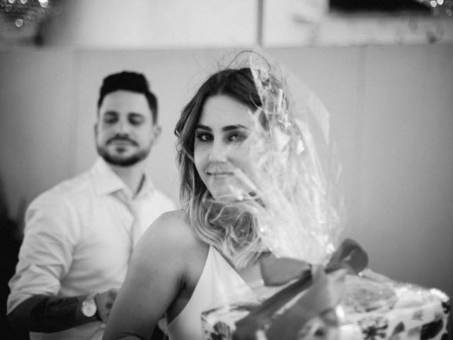 La boda de Fon y Julia en Vigo, Pontevedra 160
