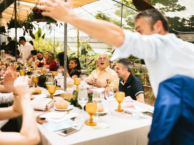 La boda de Fon y Julia en Vigo, Pontevedra 155