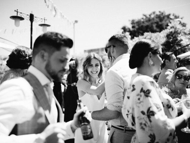 La boda de Fon y Julia en Vigo, Pontevedra 115