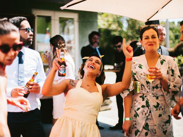 La boda de Fon y Julia en Vigo, Pontevedra 116