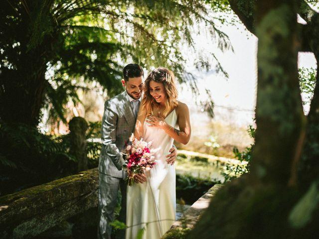 La boda de Julia y Fon