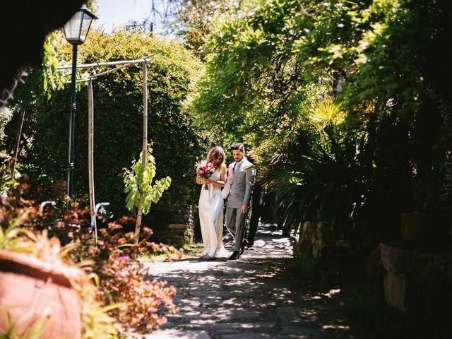 La boda de Fon y Julia en Vigo, Pontevedra 40