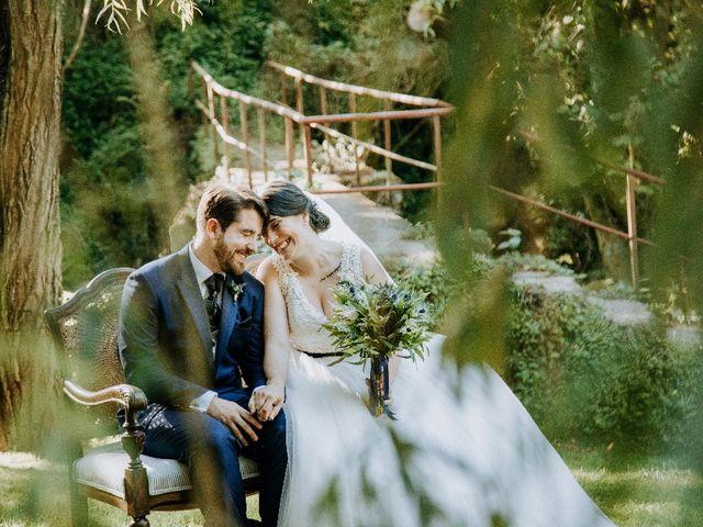 La boda de Brandán  y Alba