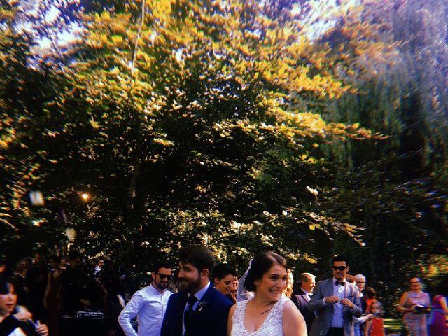 La boda de Alba  y Brandán  en Santiago De Compostela, A Coruña 4