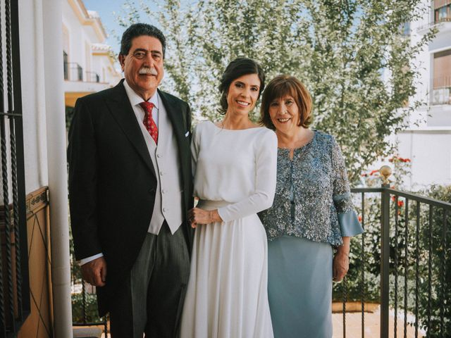 La boda de Rafa y Ángela en Granada, Granada 1