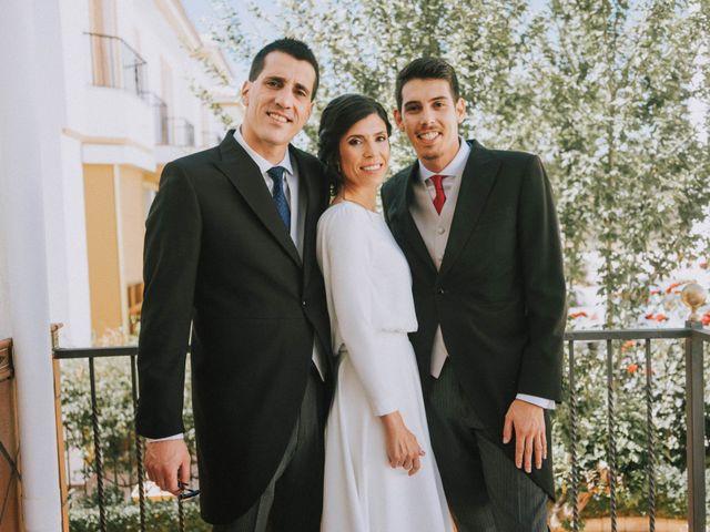 La boda de Rafa y Ángela en Granada, Granada 7