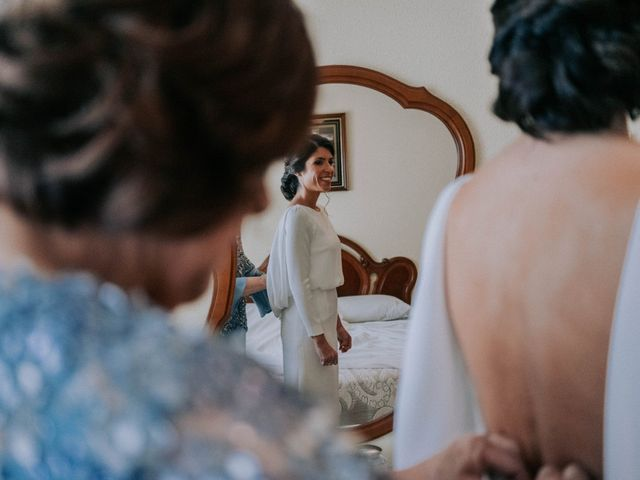 La boda de Rafa y Ángela en Granada, Granada 10