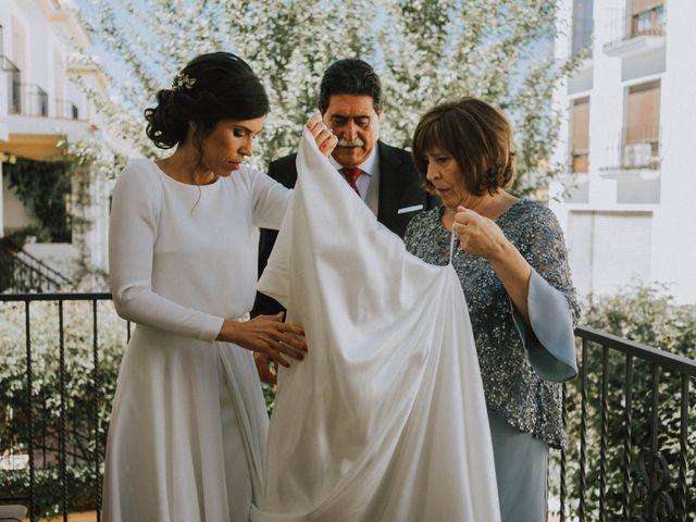 La boda de Rafa y Ángela en Granada, Granada 22