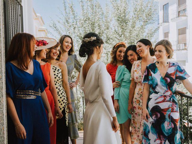 La boda de Rafa y Ángela en Granada, Granada 24