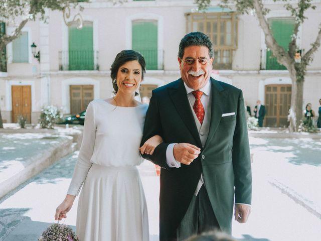 La boda de Rafa y Ángela en Granada, Granada 27