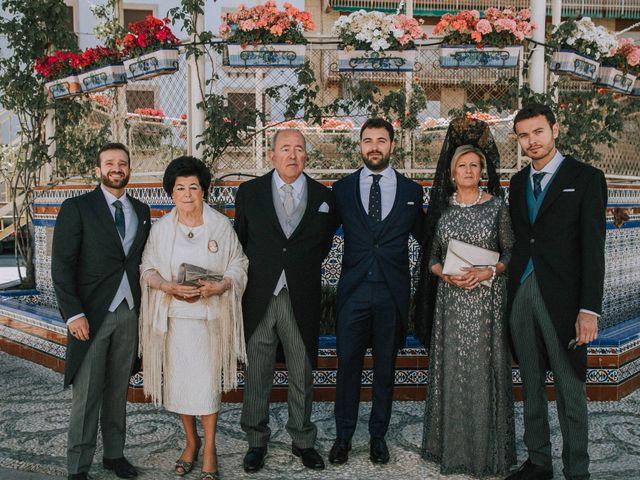 La boda de Rafa y Ángela en Granada, Granada 33