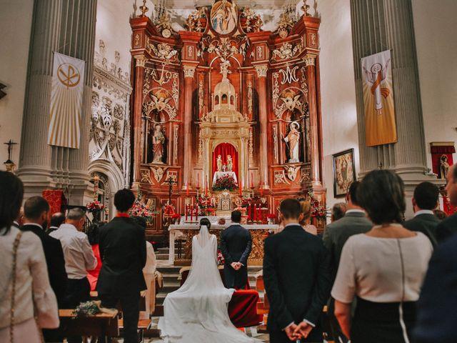 La boda de Rafa y Ángela en Granada, Granada 35