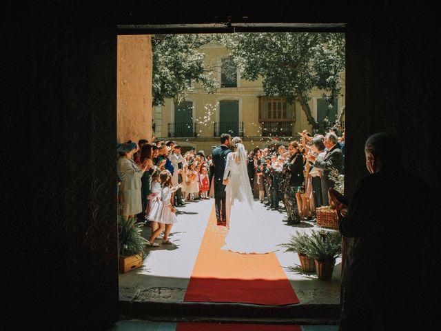 La boda de Rafa y Ángela en Granada, Granada 38