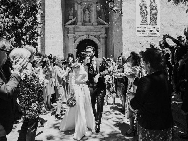 La boda de Rafa y Ángela en Granada, Granada 39