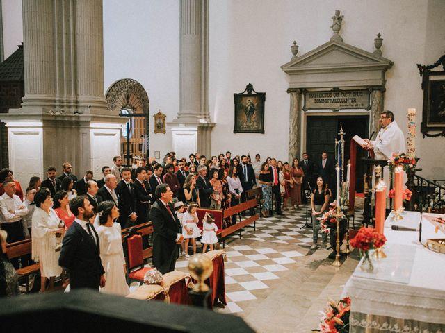 La boda de Rafa y Ángela en Granada, Granada 40