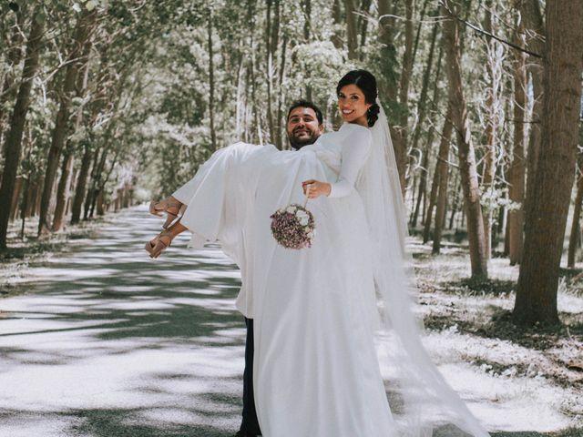 La boda de Rafa y Ángela en Granada, Granada 43