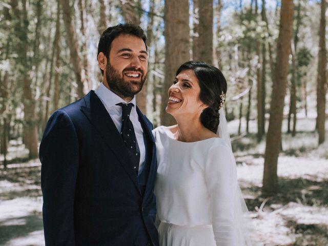 La boda de Rafa y Ángela en Granada, Granada 44