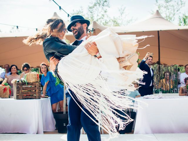 La boda de Lorena  y Javi