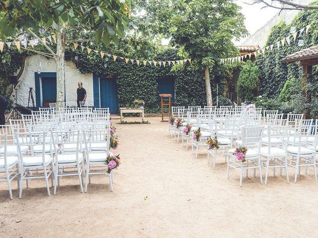La boda de Sergio y Susana en Torrecaballeros, Segovia 23