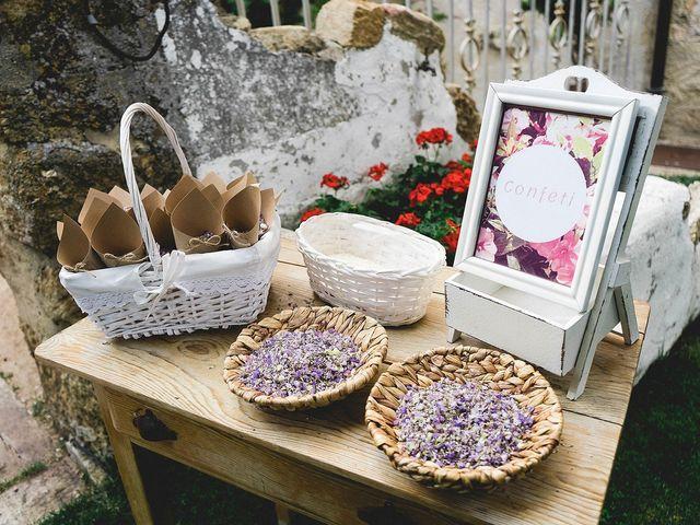 La boda de Sergio y Susana en Torrecaballeros, Segovia 25