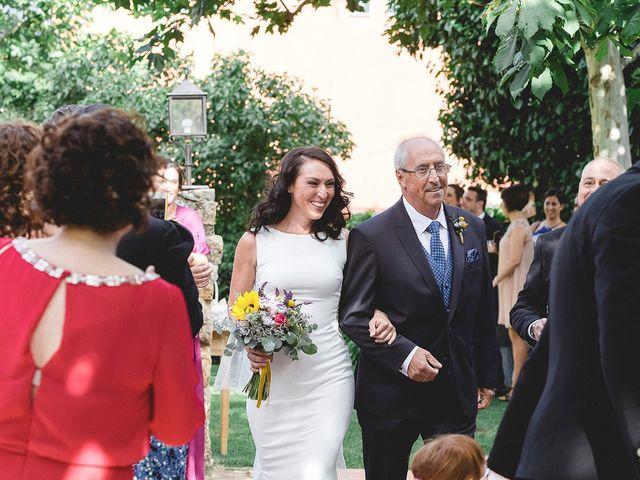 La boda de Sergio y Susana en Torrecaballeros, Segovia 28