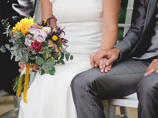 La boda de Sergio y Susana en Torrecaballeros, Segovia 29