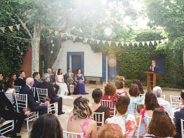 La boda de Sergio y Susana en Torrecaballeros, Segovia 30