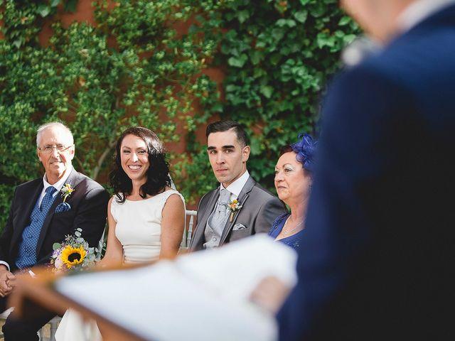 La boda de Sergio y Susana en Torrecaballeros, Segovia 31