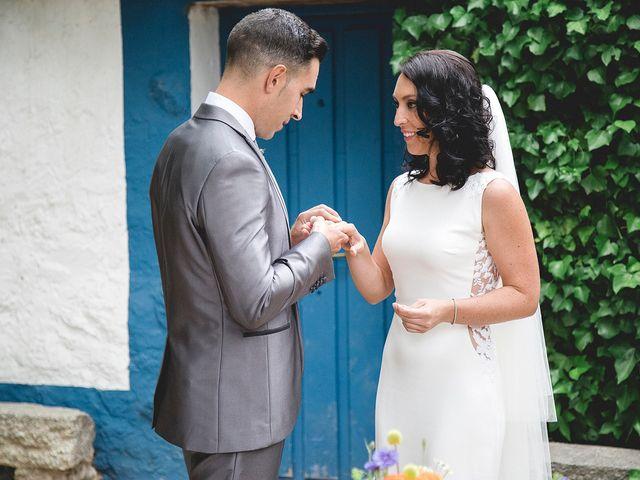 La boda de Sergio y Susana en Torrecaballeros, Segovia 38