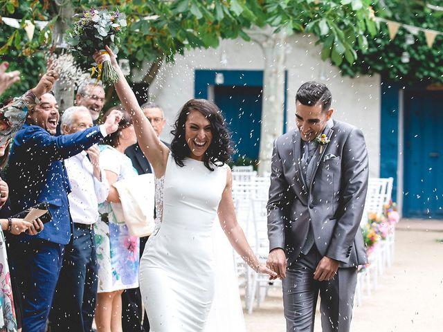 La boda de Sergio y Susana en Torrecaballeros, Segovia 1