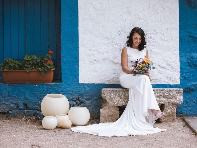 La boda de Sergio y Susana en Torrecaballeros, Segovia 41