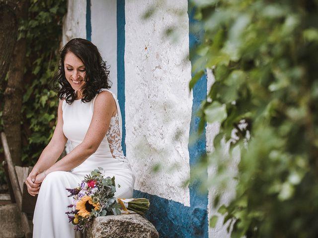 La boda de Sergio y Susana en Torrecaballeros, Segovia 42