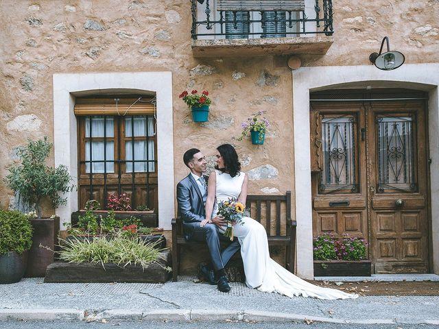 La boda de Sergio y Susana en Torrecaballeros, Segovia 44