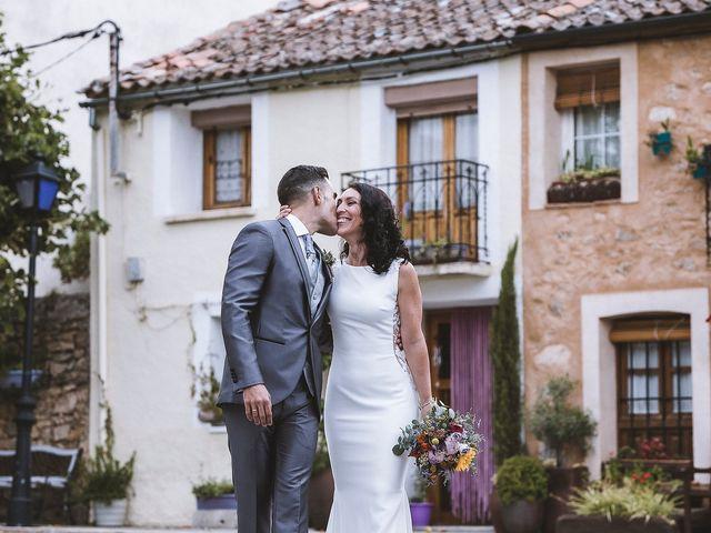 La boda de Sergio y Susana en Torrecaballeros, Segovia 45