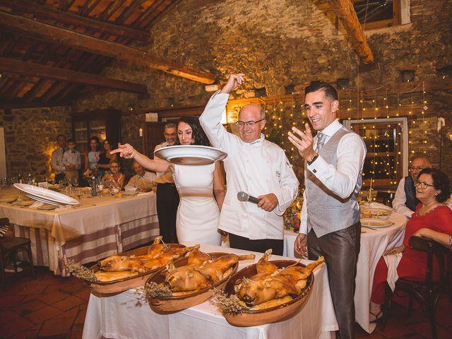 La boda de Sergio y Susana en Torrecaballeros, Segovia 59