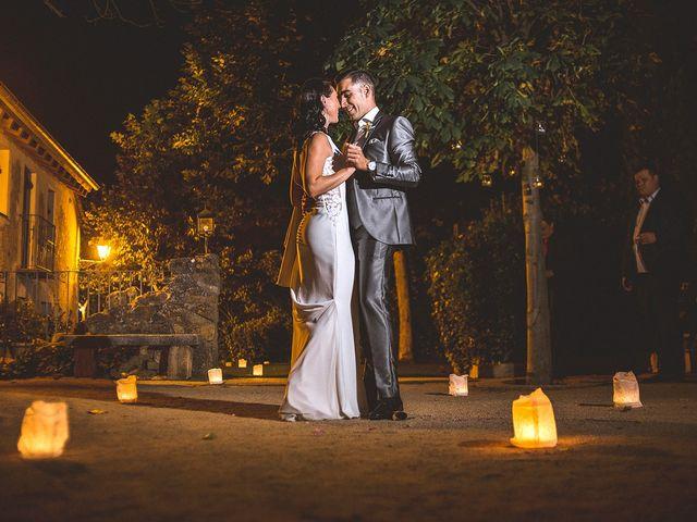 La boda de Sergio y Susana en Torrecaballeros, Segovia 63