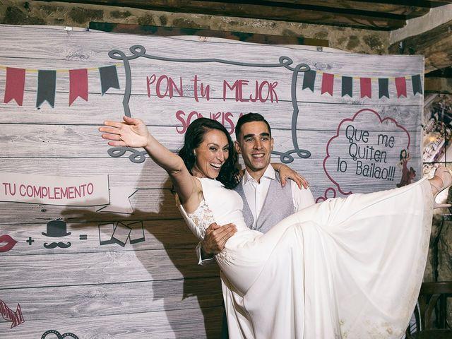 La boda de Sergio y Susana en Torrecaballeros, Segovia 73