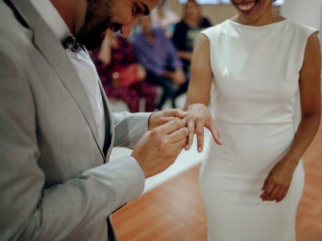 La boda de Yenni y Chedey