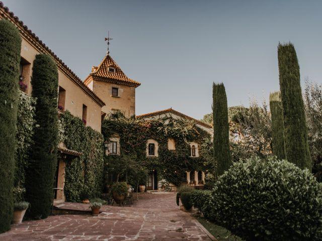 La boda de Albert y Victor en Bigues, Barcelona 1