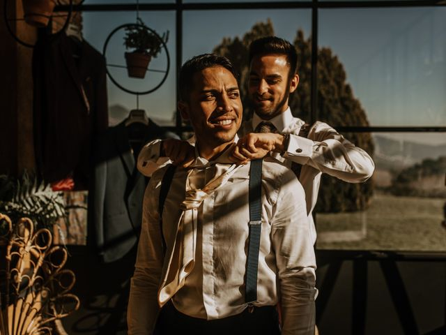 La boda de Albert y Victor en Bigues, Barcelona 4