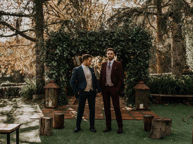 La boda de Albert y Victor en Bigues, Barcelona 23