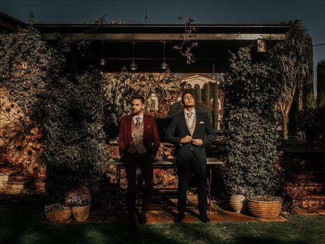 La boda de Albert y Victor en Bigues, Barcelona 24