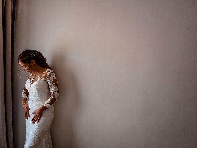 La boda de Carina y Miguel en Sant Andreu De Llavaneres, Barcelona 15